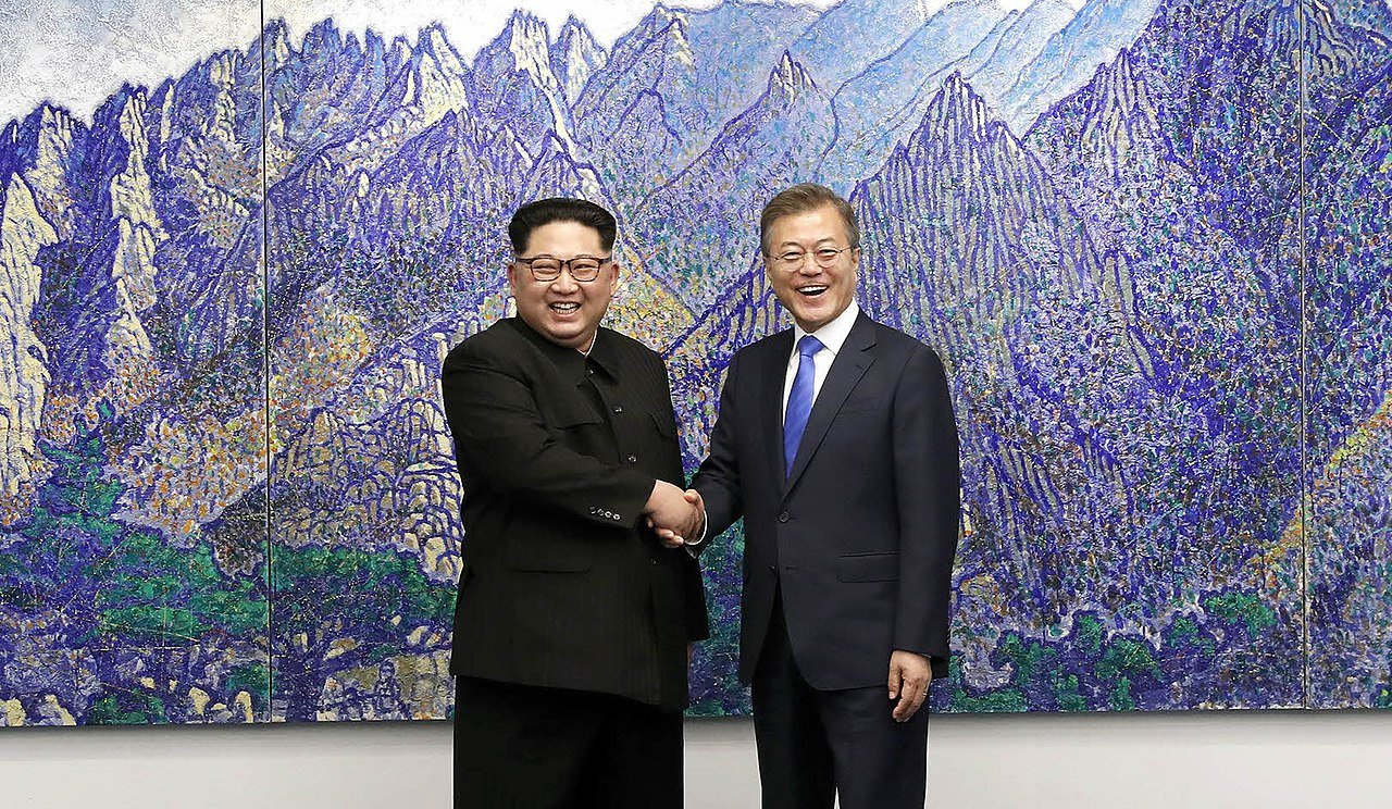 North and South Korea Strike Historic Promise Of A Nuclear-Free Path To Peace