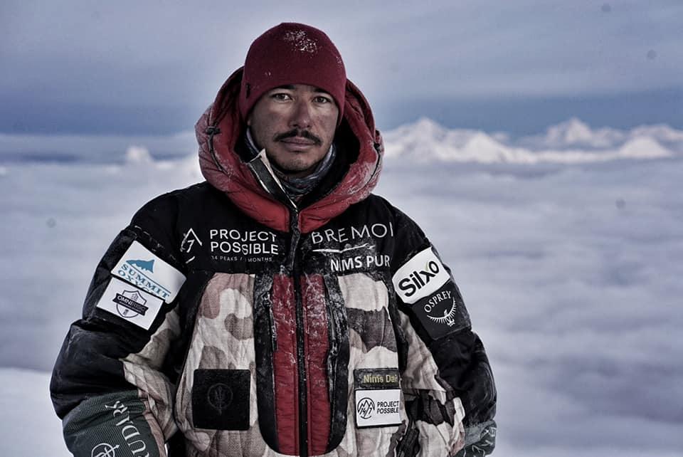 尼泊尔登山家Nirmal