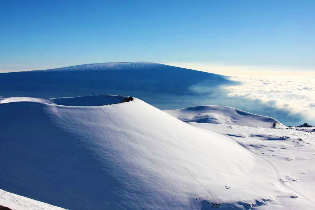Video Of The Week - Hawaii's Big Island A Winter Wonderland?