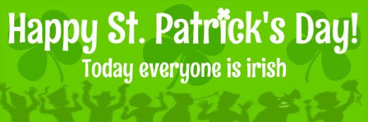 Get Your Greens Ready — St. Patrick's Day Is Almost Here!