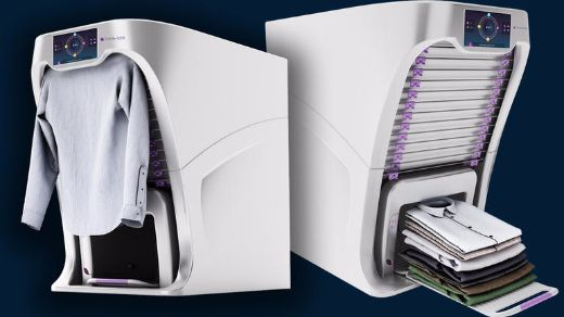 Meet FoldiMate, Your Laundry-Folding Robot!