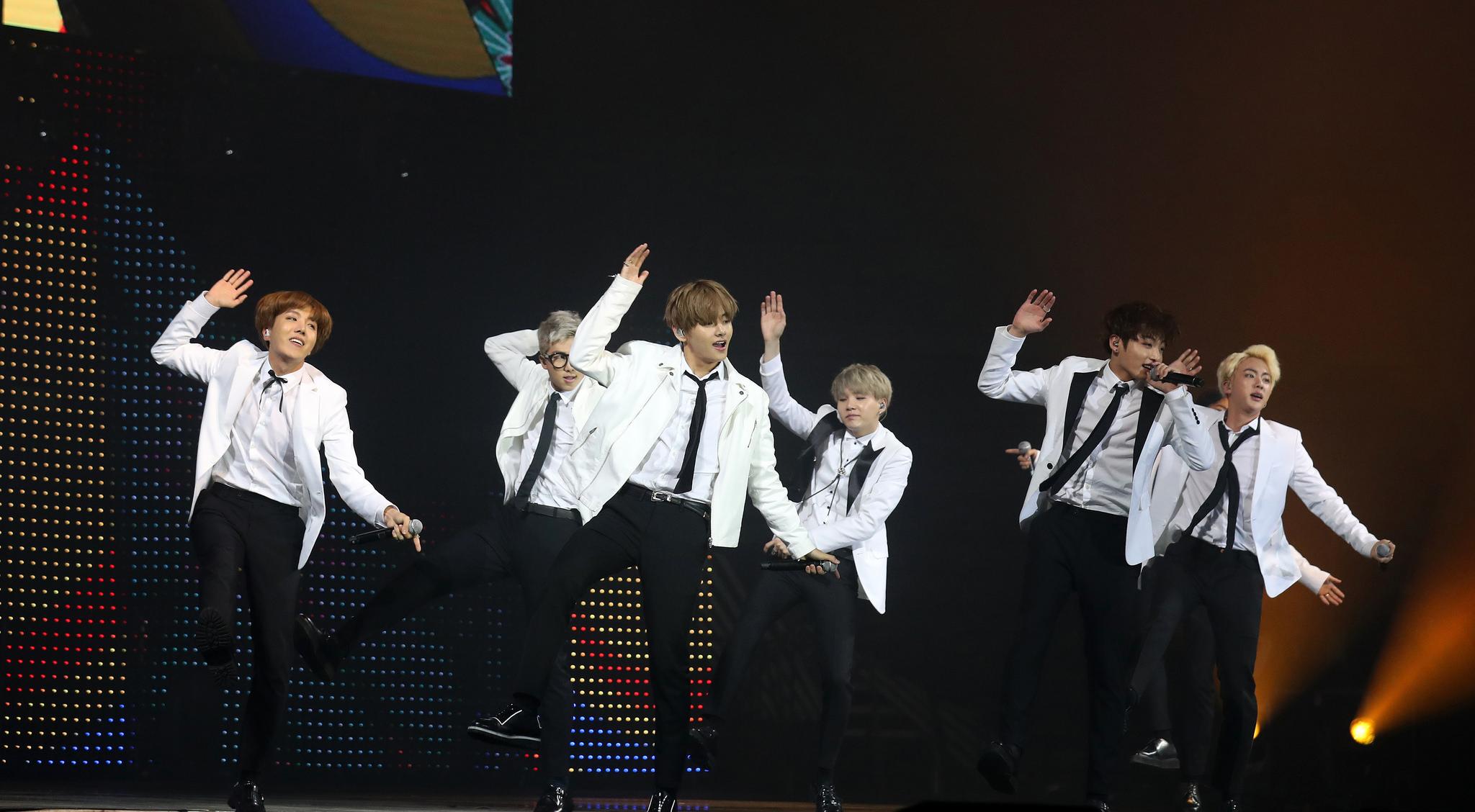 K-pop Sensation BTS Urges The World's Youth To