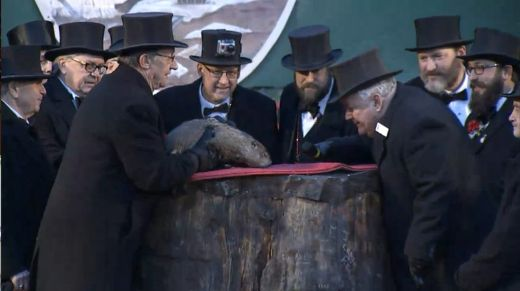 Punxsutawney Phil And Staten Island Chuck Predict An Early Spring!