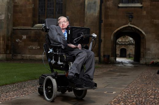 Legendary British Physicist Stephen Hawking Dies At 76