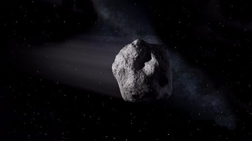 Get Ready For A Close Encounter With A Massive Asteroid!