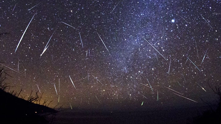 Look to the Skies This Weekend for a Colorado Meteor Shower