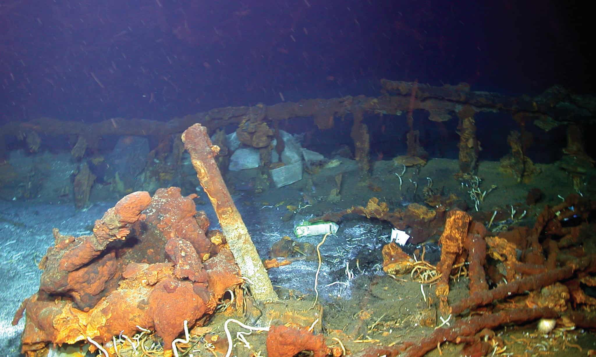 Ancient Shipwrecks In The Mediterranean Provide Insights Into The Start Of Global Trade