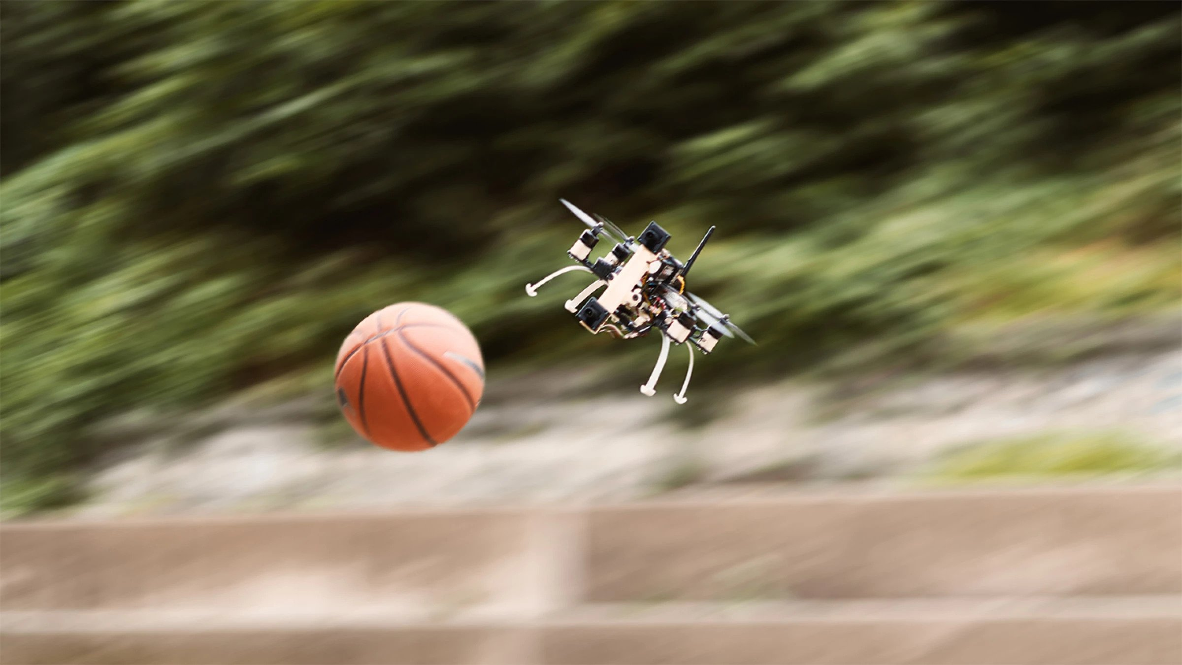 Drones That Can Play Dodgeball? Sweet!