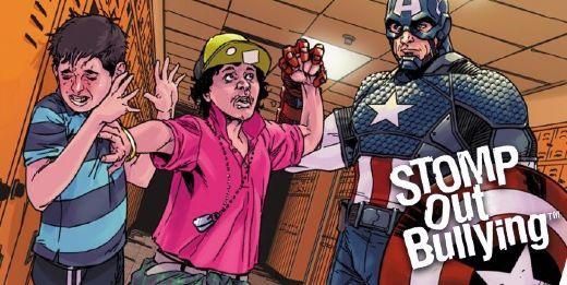 Resultado de imagen de superheroes bullying