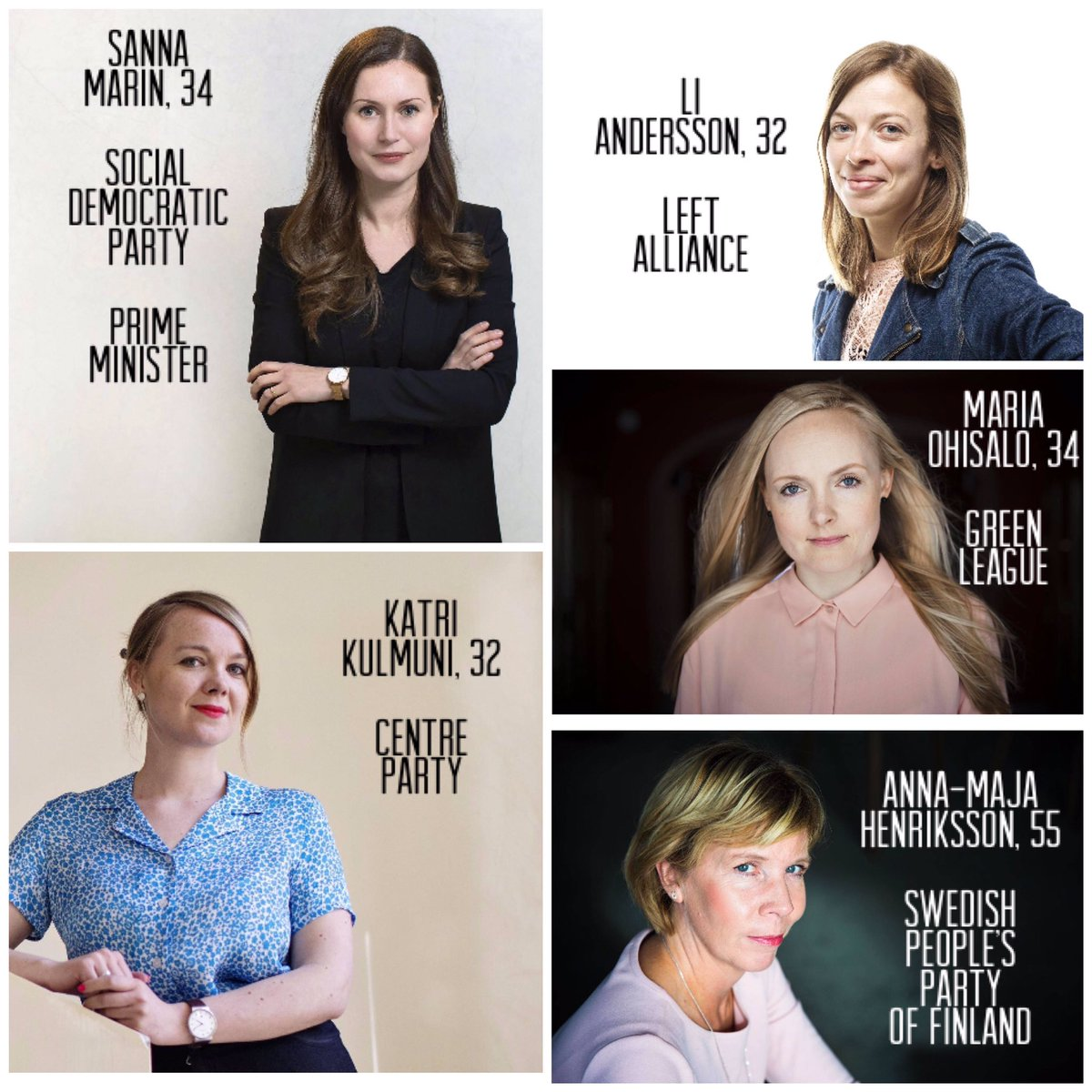 At 34, Finland's Sanna Marin is world's youngest PM