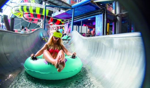 World's First Virtual Reality Water Slide Opens In Germany