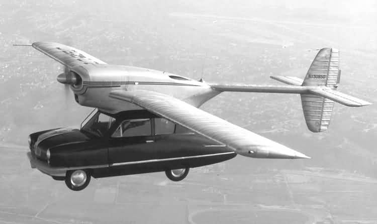 Future Flight! 'The Kitty Hawk Flyer' An All-Electric Flying Car Prototype
