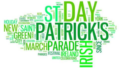 Get Your Green On! It's Almost Saint Patrick's Day