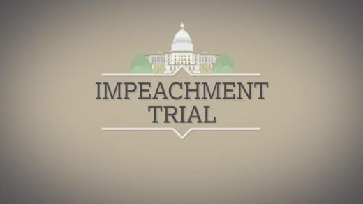 The US Senate Impeachment Trial Process Explained