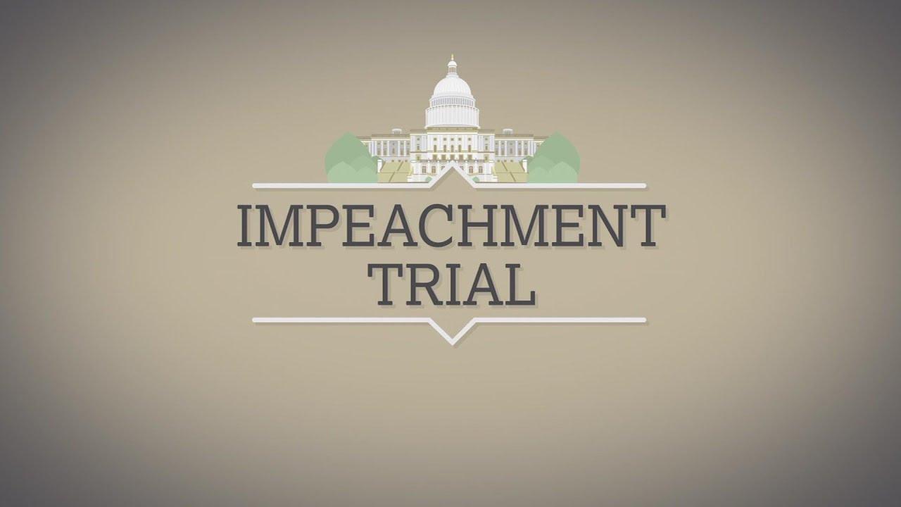 The US Senate Impeachment Trial Process Explained