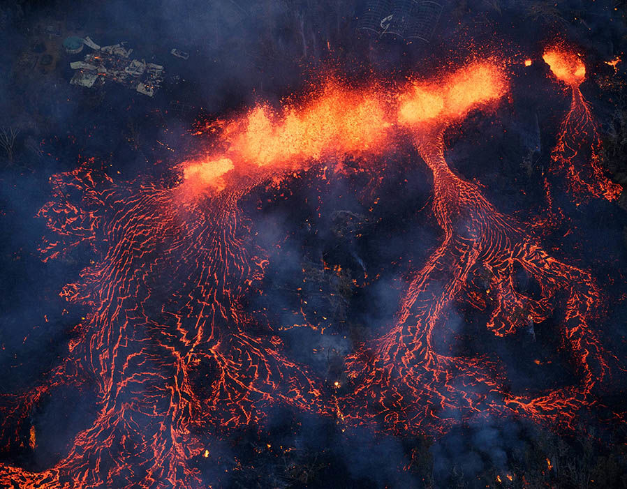 Hawaiians Brace For More Lava And Earthquakes As Kilauea Volcano Continues To Erupt