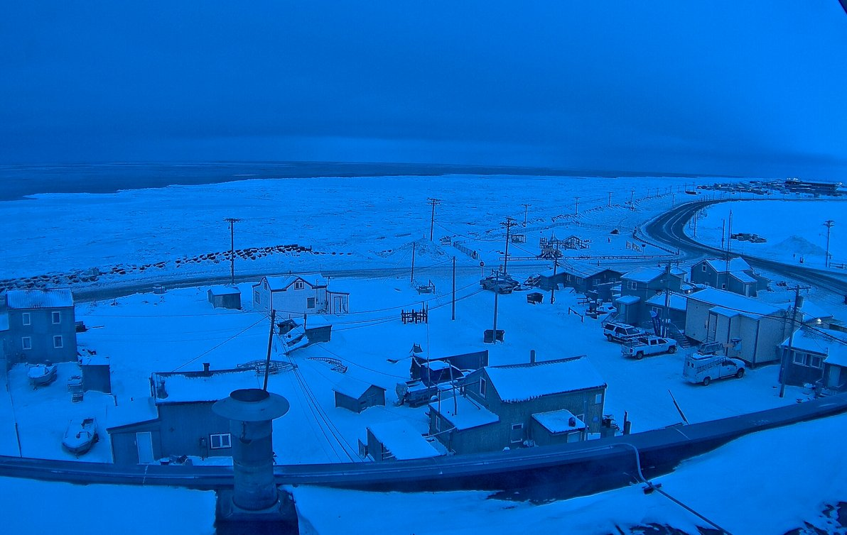 America's Northernmost City Just Witnessed Its Last Sunset For 2019