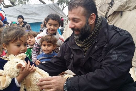 Rami Adham Brings Joy To Syria's Children One Toy At A Time
