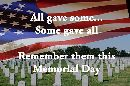 This Memorial Day Remember Our Fallen Heroes