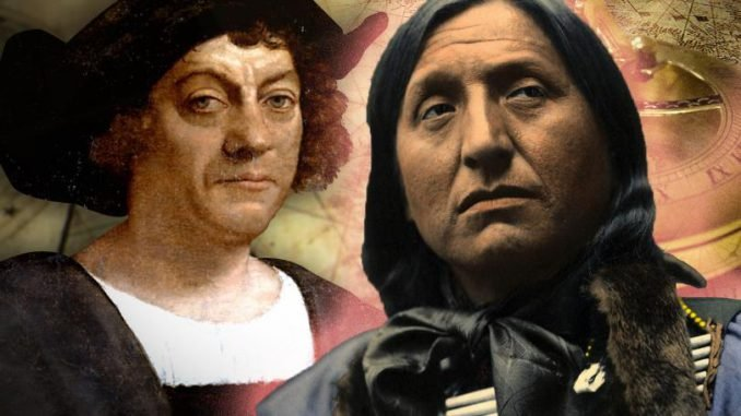 Columbus Day Or Indigenous Peoples' Day? The Debate Rages On