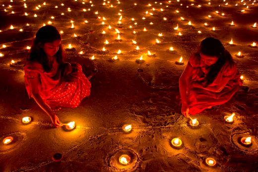Diwali, The Joyful Indian Festival Of Lights Is Almost Here!