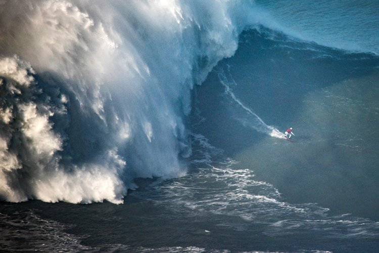Maya Gabeira Shatters Her Own World Record For Largest Wave Surfed By A Woman