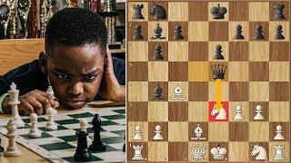 10-Year-Old Tanitoluwa Adewumi Is America's Newest Chess Master