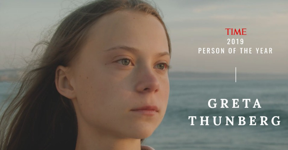 """Teen Climate Change Activist Greta Thunberg Is Time's Youngest Ever """"Person Of The Year"""""""