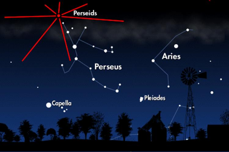 Perseid Meteor Shower Will Be In Full Glory On August 12