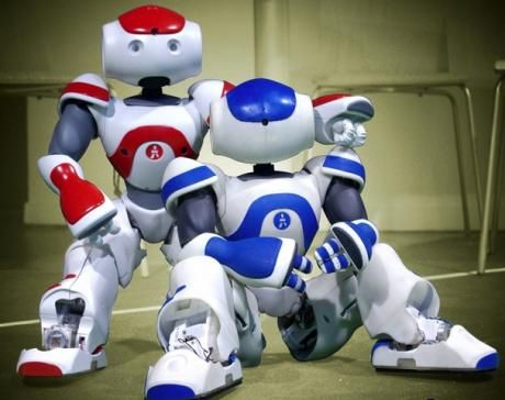 Nao, A Humanoid Robot To Debut At Japan's Mitsubishi Bank