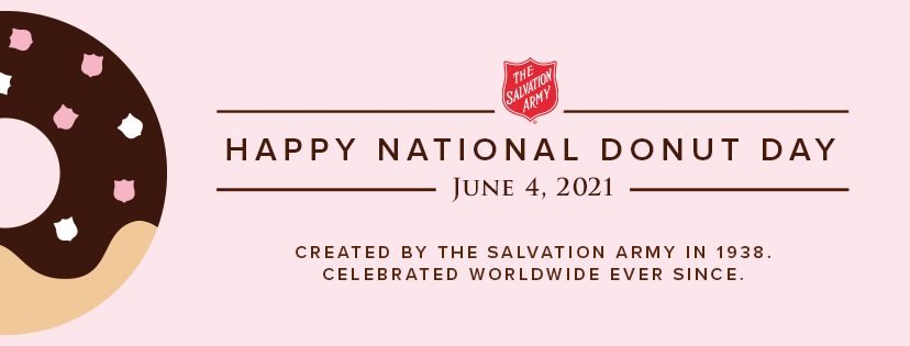 National Donut Day Is This Friday!
