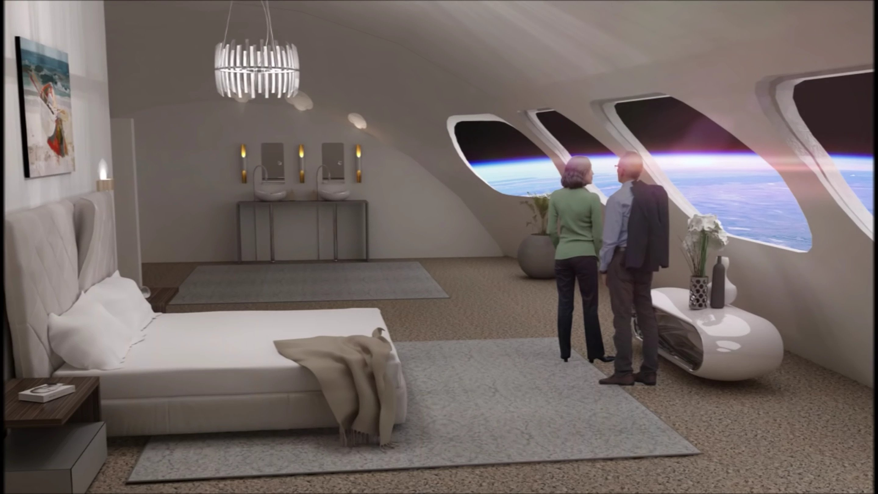 The World's First Space Hotel Hopes To Welcome Visitors in 2027