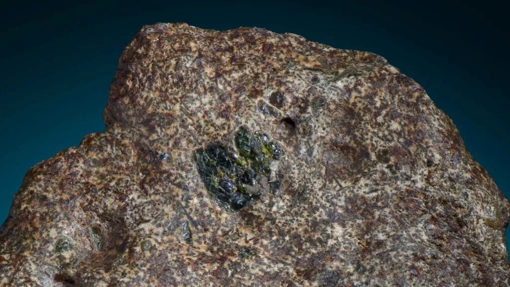 4.6-Billion-Year-Old Meteorite Found In The Sahara Desert Is Older Than Earth Itself