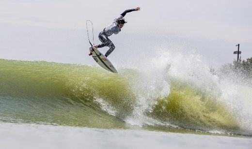 Surfing Goes Inland With WSL Surf Ranch's World-Class Artificial Waves