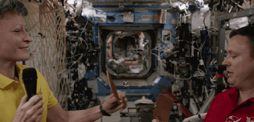 Astronauts Demonstrate First 4K Video Live Stream From Space