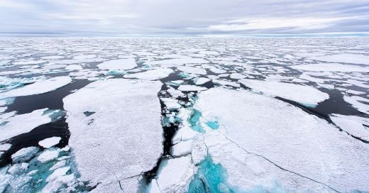 Can Giant Pumps Help Refreeze The Arctic?