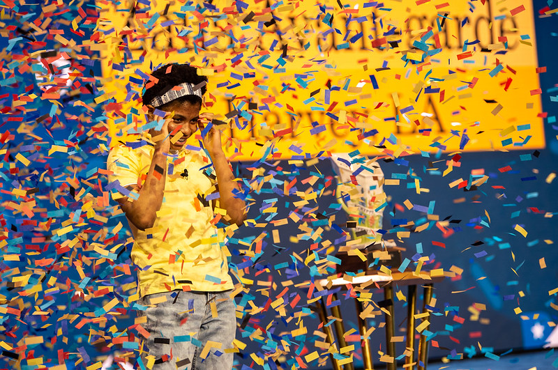 14-Year-Old Zaila Avant-Garde Wins 2021 Scripps National Spelling Bee