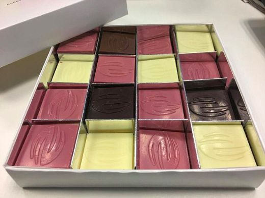 Ruby, The First New Chocolate Variety In 80 Years, Is Naturally Pink And Fruity!