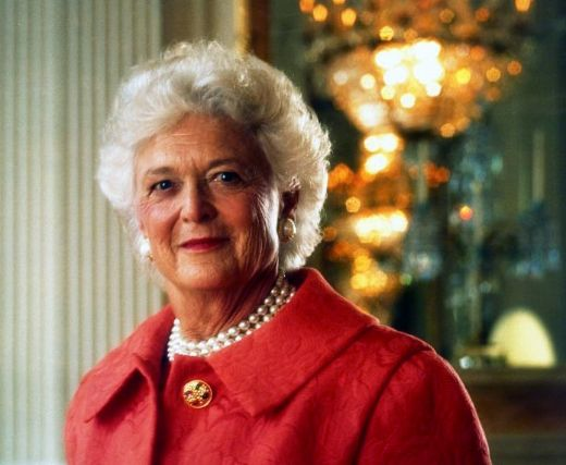Former U.S. First Lady And Literacy Champion, Barbara Bush, Dies At 92