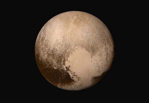 Historic Flyby Of Pluto Reveals Fascinating Details About The Dwarf Planet