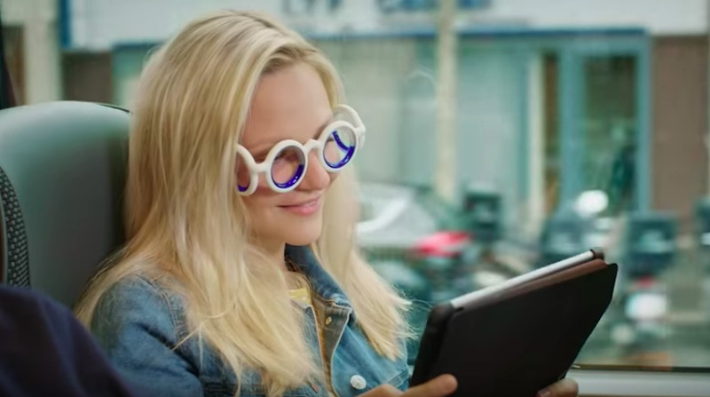These Quirky-Looking Glasses Promise To Relieve Motion Sickness