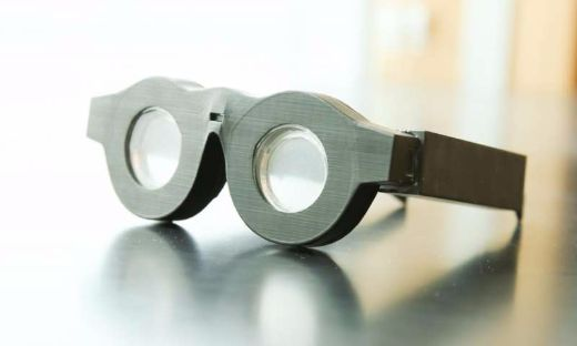 Finally! Smart Prescription Glasses That Adjust To Your Vision Automatically