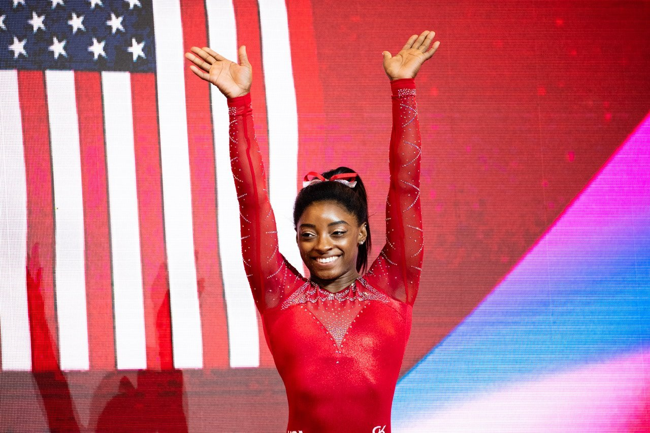 Kidney Stone Didn't Stop Simone Biles From Dominating At The World Championships