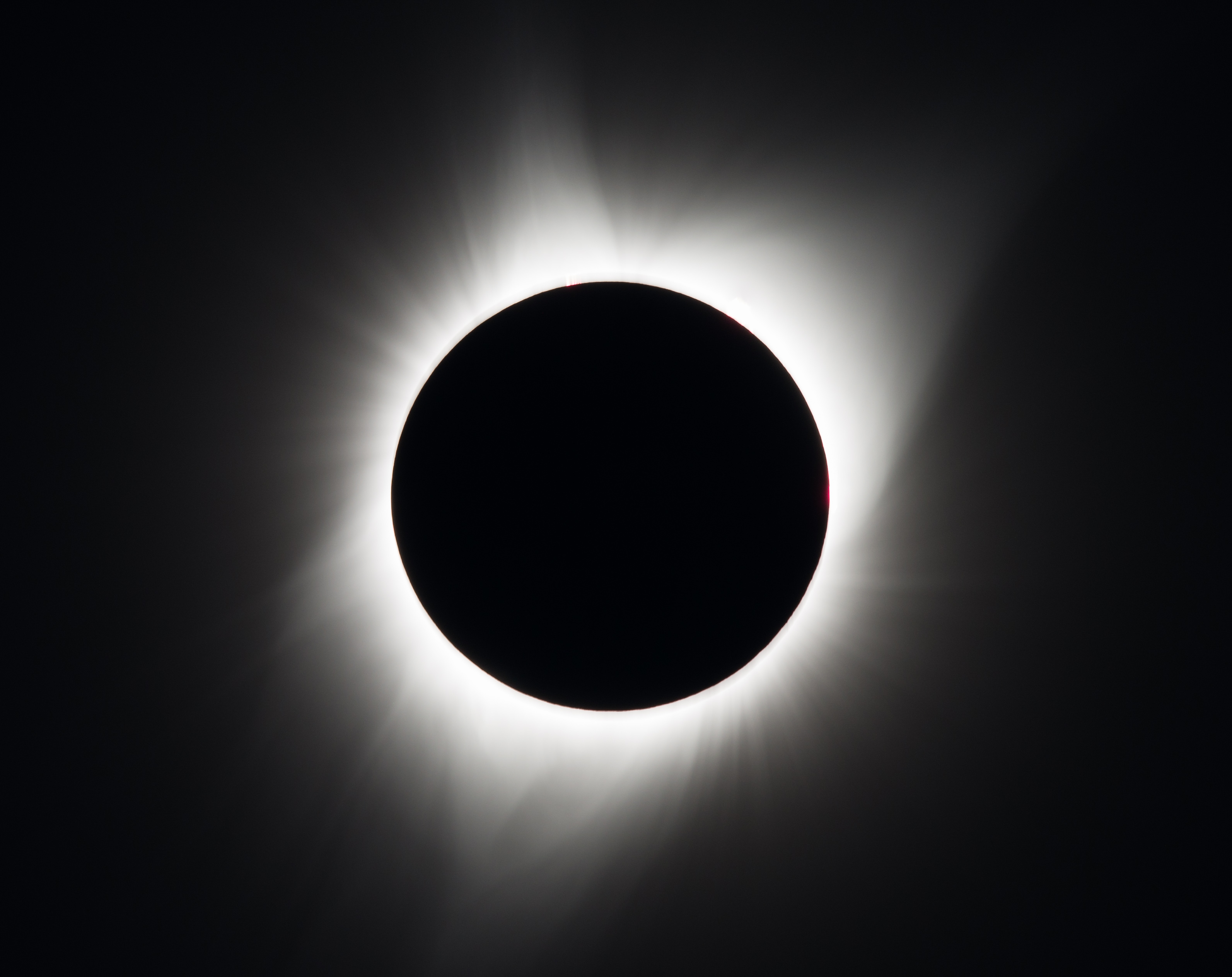 2020's Only Total Solar Eclipse Will Be Visible To A Lucky Few In South America