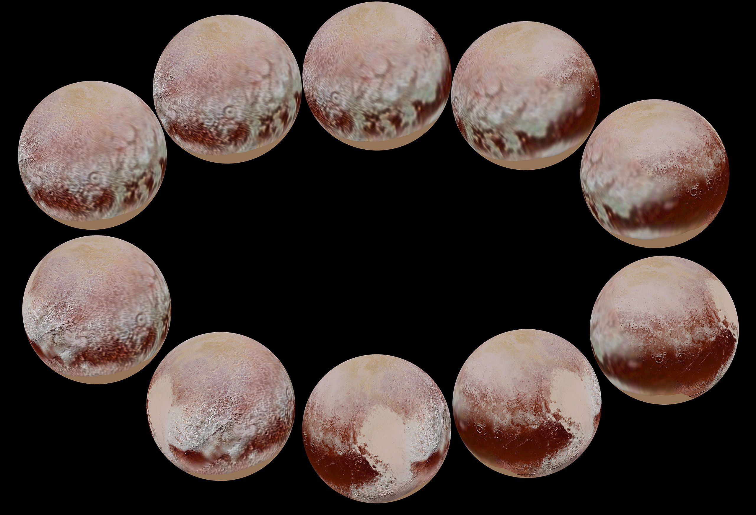 Extended Winter Could Cause Pluto's Atmosphere To Freeze And Collapse By 2030