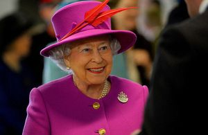 Video Of The Week — Queen Elizabeth II Turns 90!