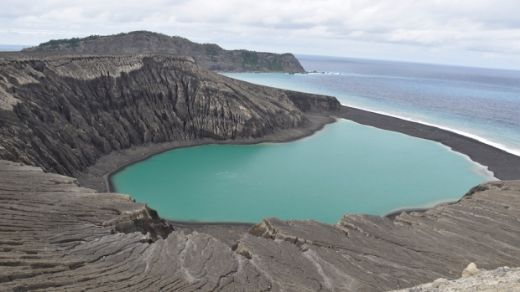 Earth's Youngest Volcanic Island May Provide Interesting Insights Into Mars