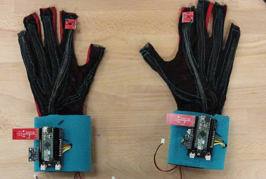 "Award-Winning ""SignAloud"" Glove Translates American Sign Language To Speech"