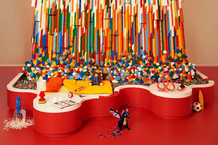 LEGO's Massive