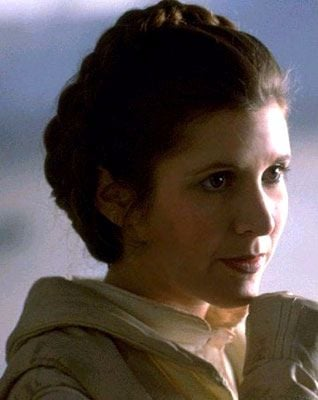 The Galaxy Bids Farewell to Carrie Fisher